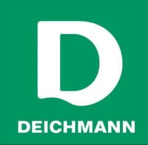 Tabela rozmiarów Deichmann
