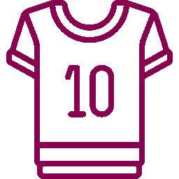 Tabela rozmiarów koszulki