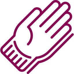 Tabela rozmiarów rękawice