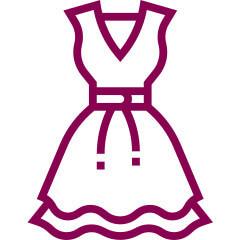 Tabela rozmiarów sukienki